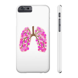 65 Roses Lungs US Phone cases