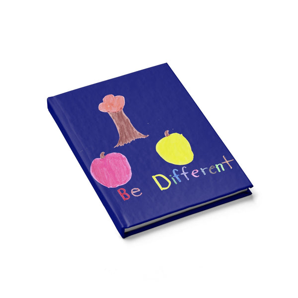 Be Different Journal - Blank