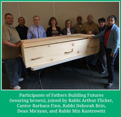 PB&J Family Services and French Funerals Create Kosher Caskets, Foster Sustainable Relationships