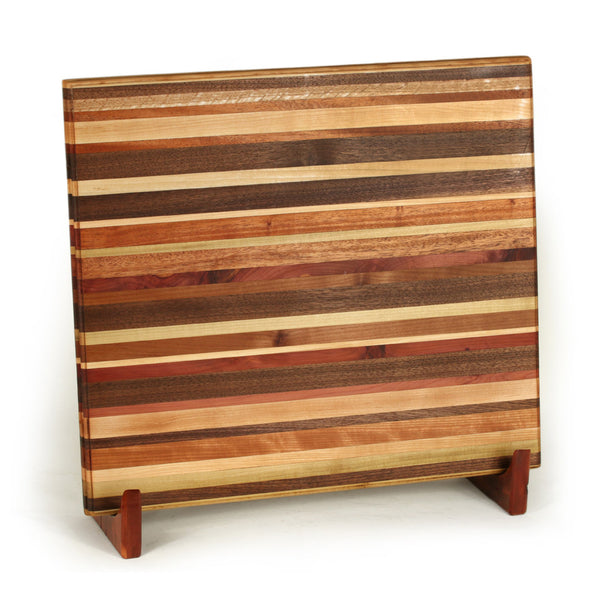 Large Cutting Board in Multiple Woods