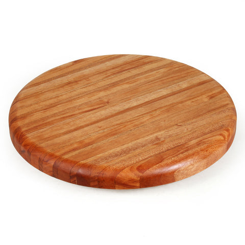 Large Lazy Susan in African Mahogany