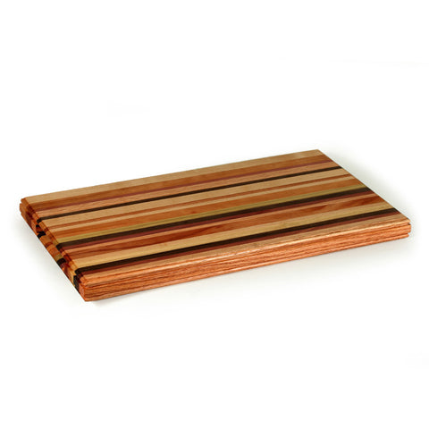 Medium Cutting Board in Multiple Woods