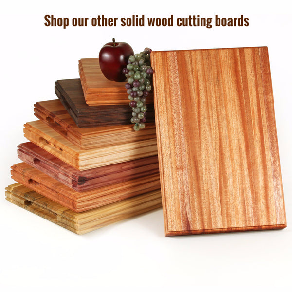 Small Cutting Board in Alder