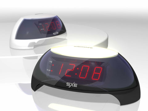 SXE Nightlight Sunrise Simulator Alarm Clock - SXE Electronics - 1
