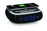 SXE Electronics Wireless Charging Digital Alarm Clock - SXE Electronics - 2