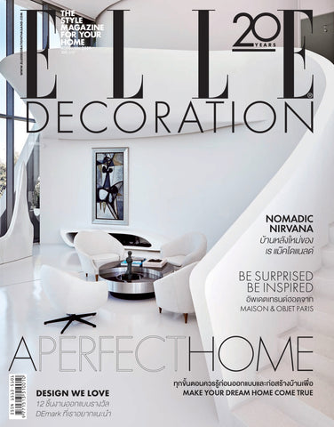Elle Decoration Shelter Bay November 2016