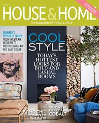 House and Home July 2017