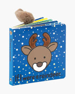 "Jellycat ""If I Were a Reindeer"" Board Book"