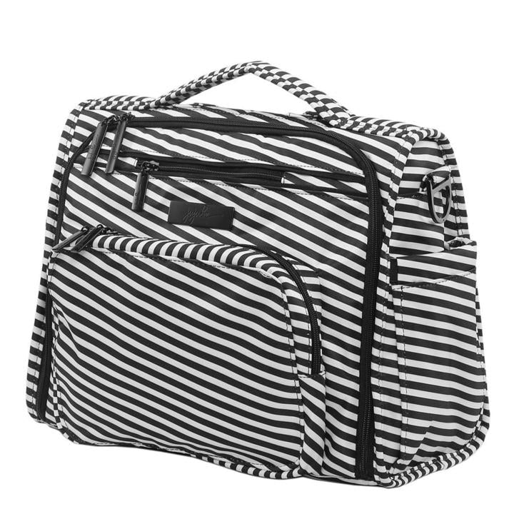 JuJuBe B.F.F. Diaper/Messenger Bag - Black Magic