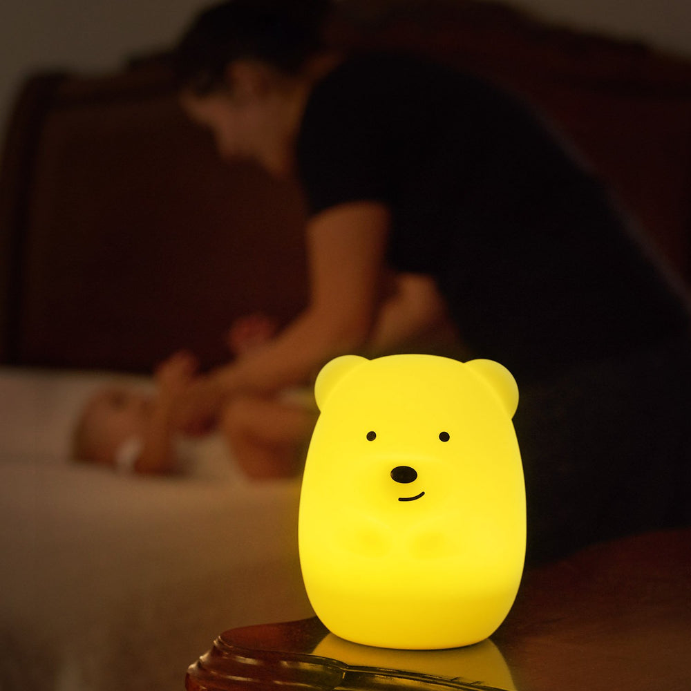LumiPets Color Changing Nightlight Companion