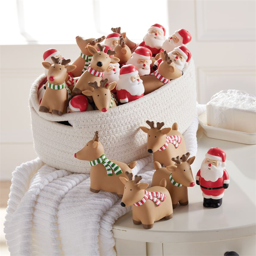 Christmas Bath Squirter Toys