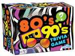 Outset Media 80s-90s Trivia Game