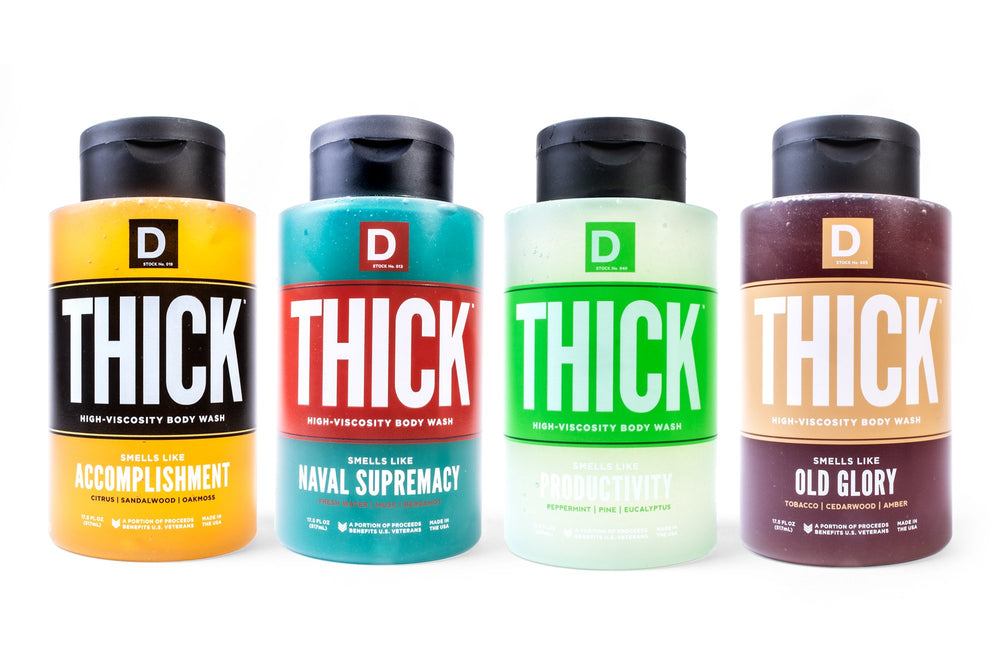Duke Cannon THICK Body Wash