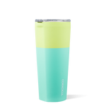 Corkcicle Limeade Color Block 16 or 24oz Tumbler