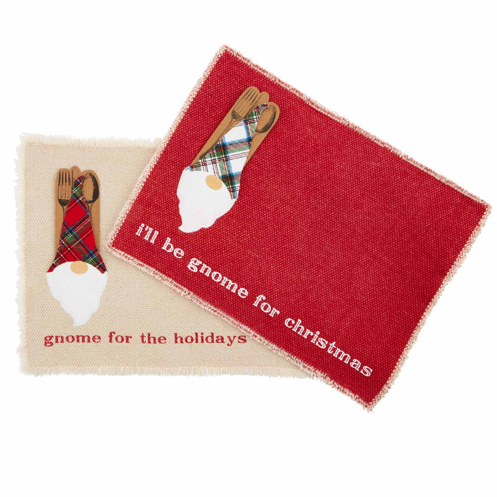 Gnome Pocket Placemats