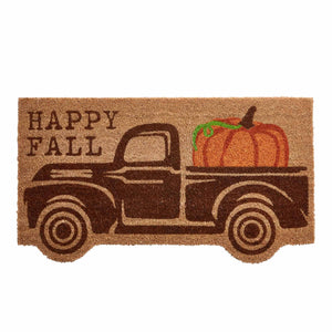 Fall Truck Doormat 41200042 *Pickup only*