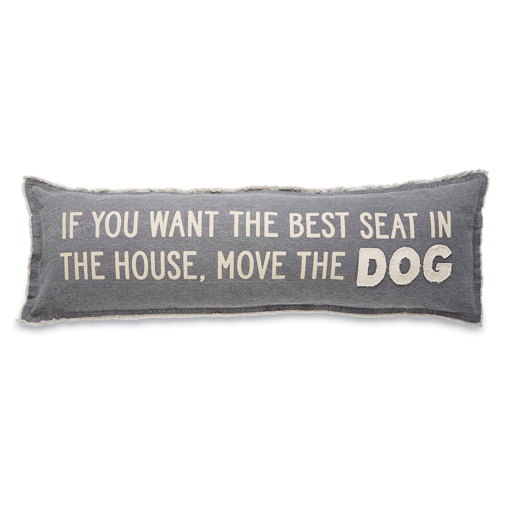 Move the Dog Long Pillow 41600064M