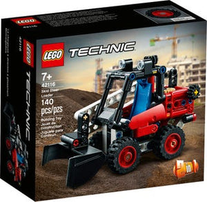 Load image into Gallery viewer, Lego Technic Skid Steer Loader 42116