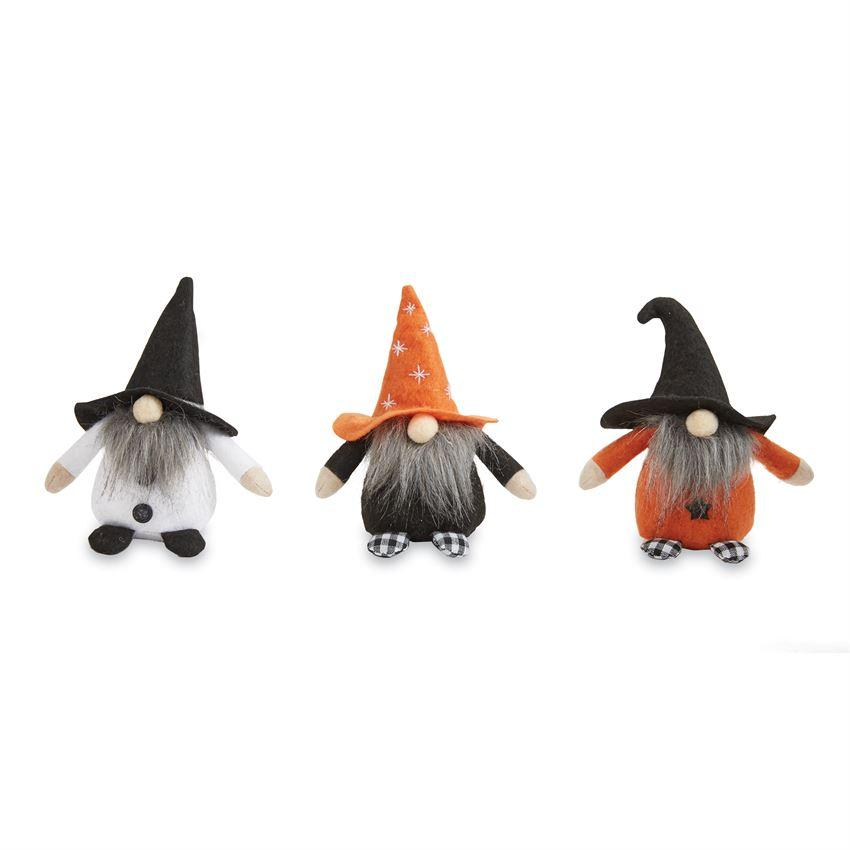 Assorted Grainsack Halloween Gnome Sitters 42600367G