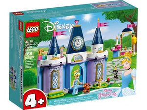 Lego 43178 Cinderella's Castle Celebration