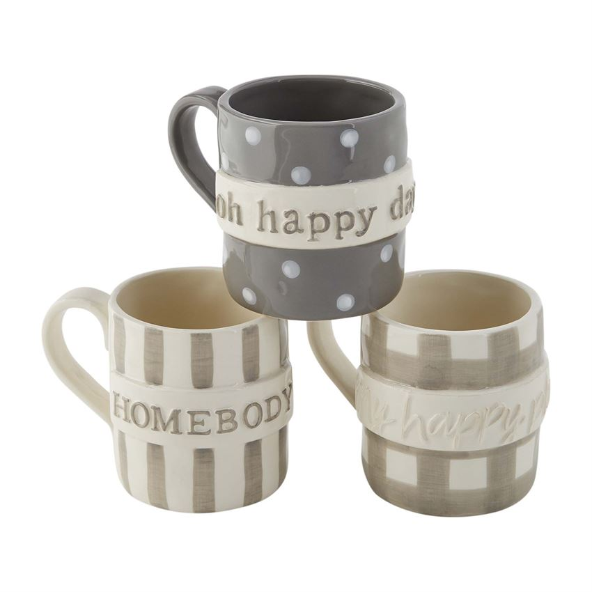 Load image into Gallery viewer, Mudpie Home Boxed Mug