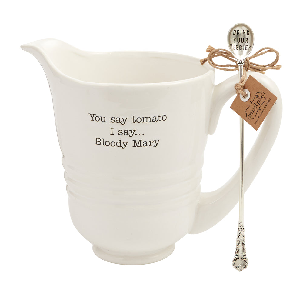 Bloody Mary Pitcher Set 4551021