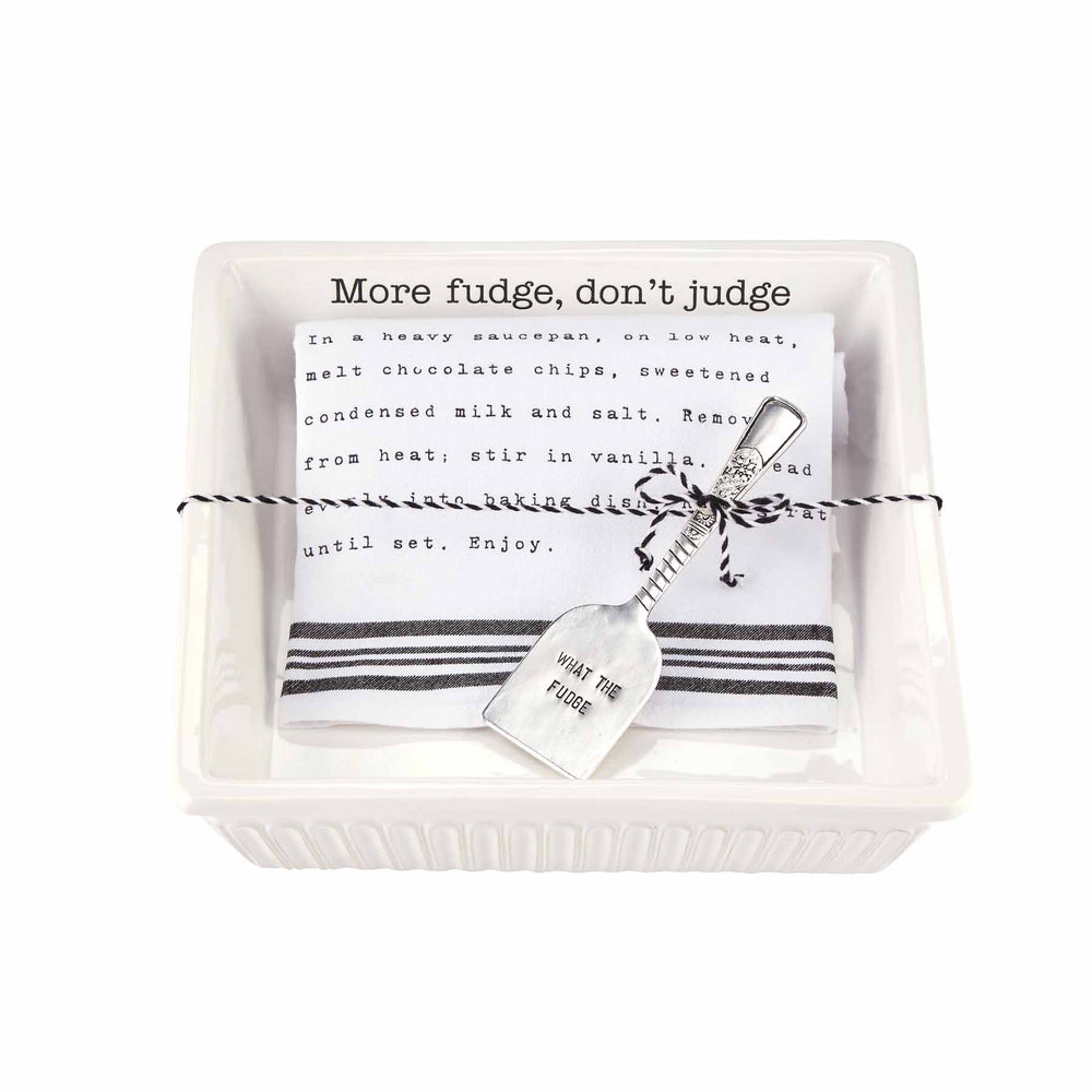 Fudge Baker with Towel Set 48010018