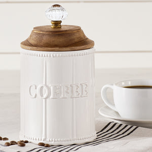 Doorknob Coffee Canister 49300016