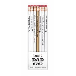 Best Dad Ever Pencil Set