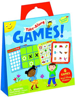 Peaceable Kingdom Take-Along Games
