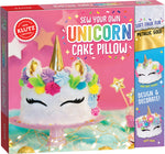 Klutz: Sew Your Own Unicorn Cake Pillow