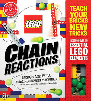 Klutz: LEGO Chain Reactions