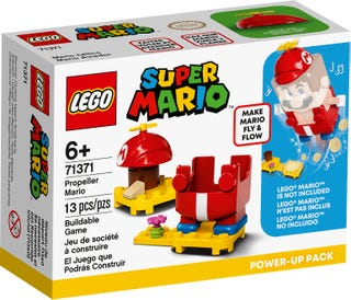 Lego 71371 Propeller Mario Power-Up Pack