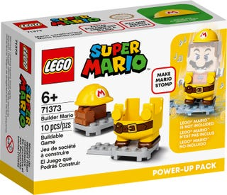 Lego 71373 Builder Mario Power-Up Pack