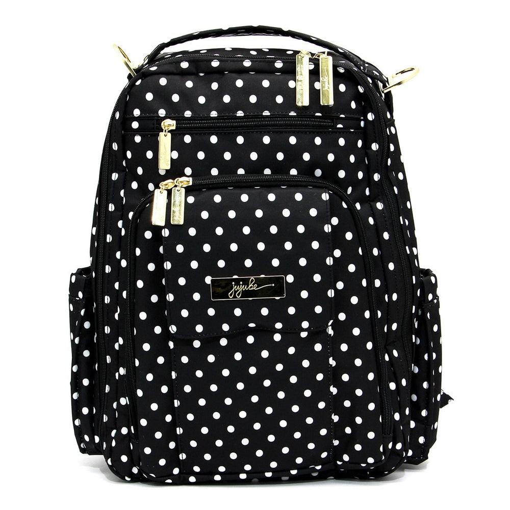 JuJuBe Be Right Back Diaper Bag/Backpack - The Duchess