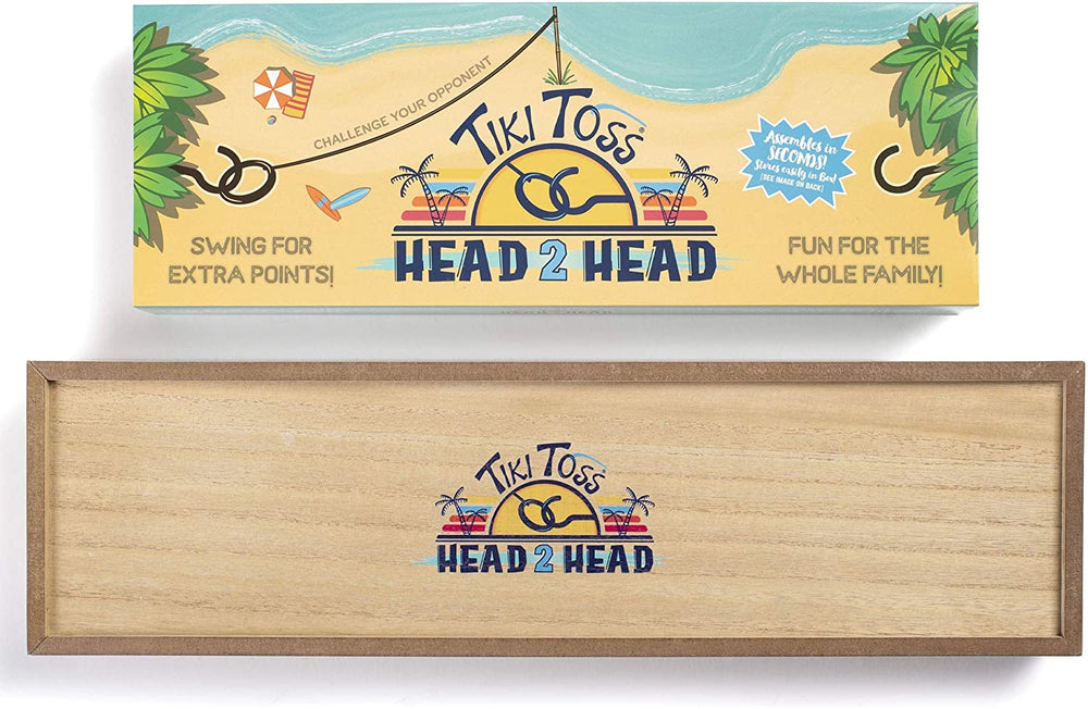 Tiki Toss Head 2 Head