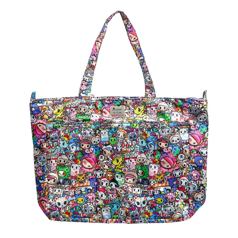 Tokidoki x JuJuBe Super Be Large Lightweight Tote Bag - Iconic 2.0
