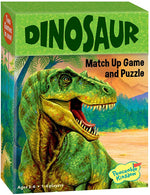 Dinosaur Match Up Game and Puzzle