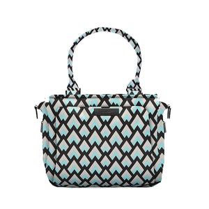 JuJuBe Be Classy Diaper/Tote Bag - Black Diamond