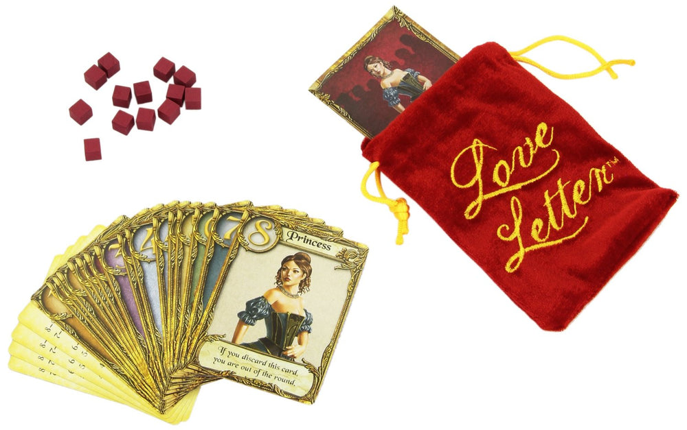 Love Letter Game