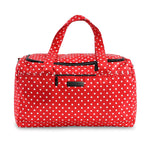 JuJuBe Super Star Travel/Duffel Bag - Black Ruby