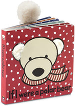 "Jellycat ""If I Were a Polar Bear"" Board Book"