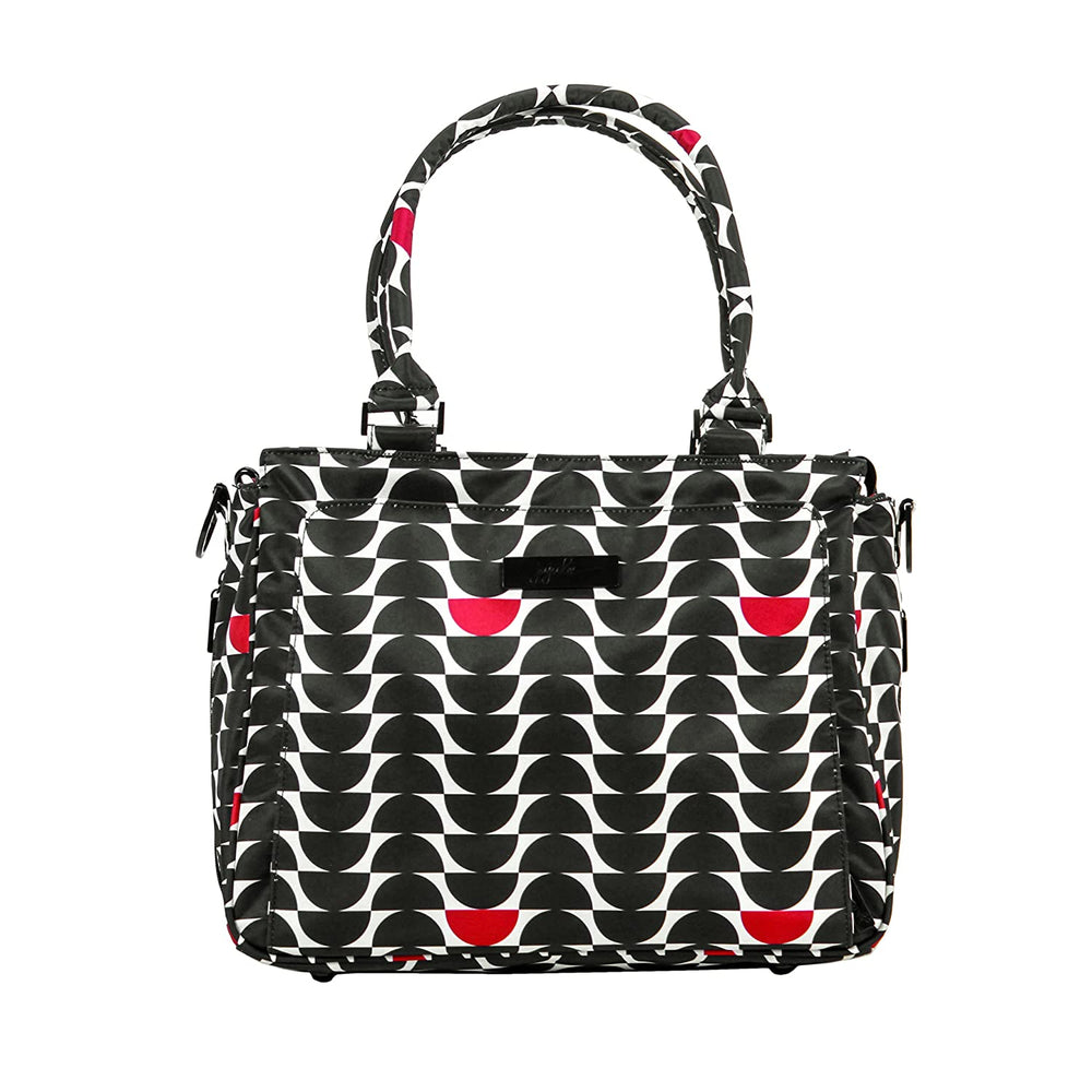 JuJuBe Be Classy Diaper/Tote Bag - Black Widow