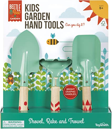 Load image into Gallery viewer, Toysmith Kids Garden Hand Tools