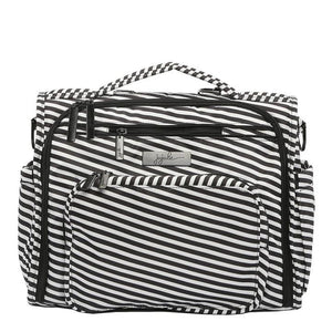 Load image into Gallery viewer, JuJuBe B.F.F. Diaper/Messenger Bag - Black Magic