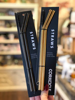 Corkcicle Stainless Steel Straw 2 Pack