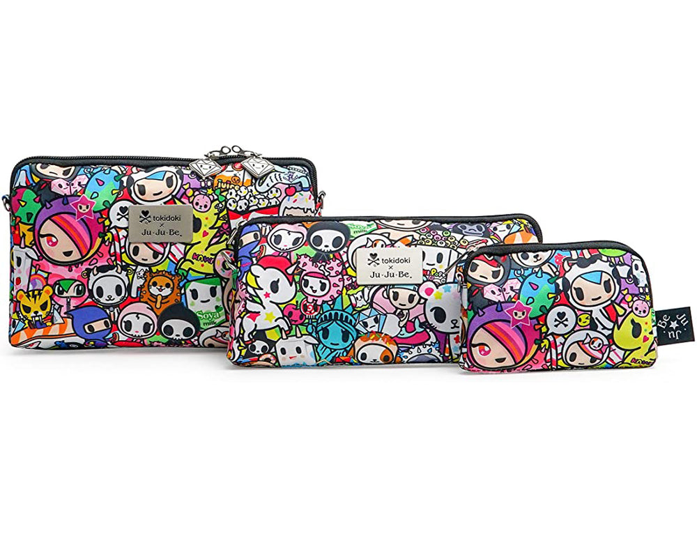 Tokidoki x JuJuBe Be Set - Iconic 2.0