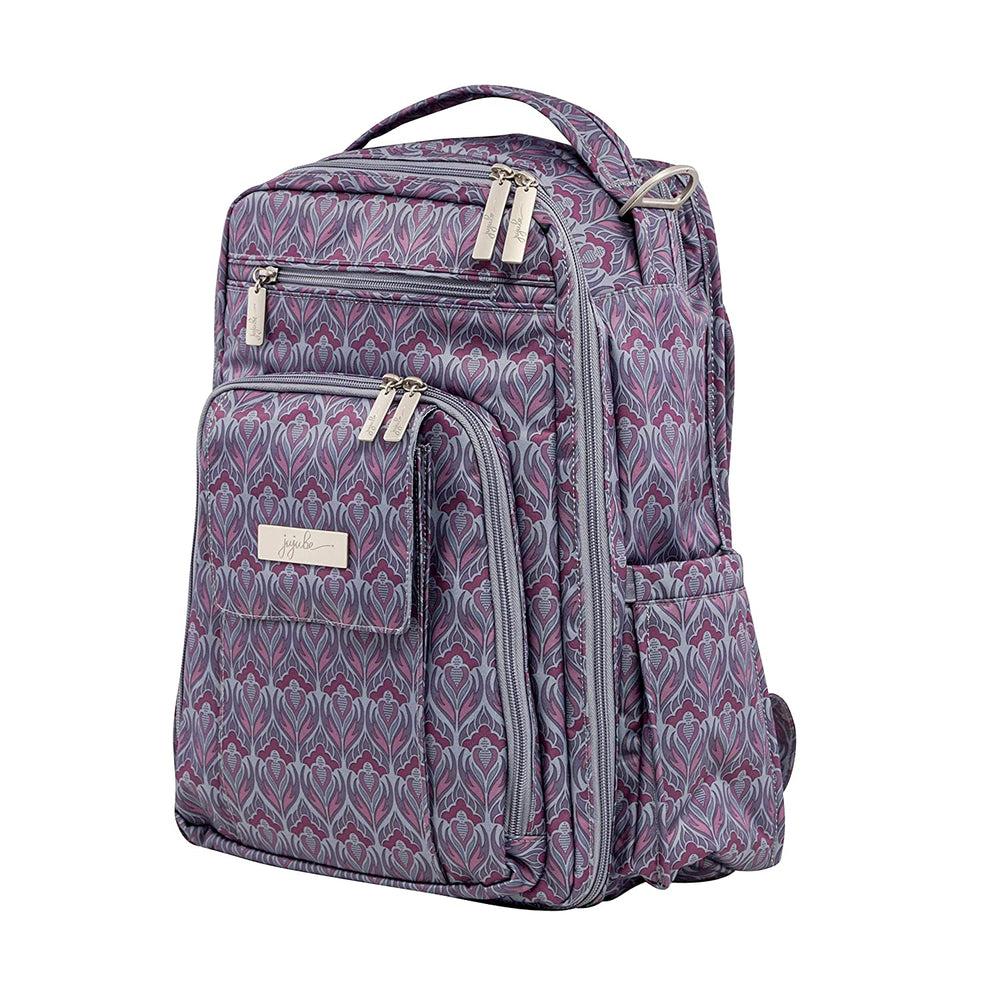 JuJuBe Be Right Back Diaper Bag/Backpack - Amethyst Ice