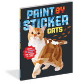 Paint by Sticker - Cats