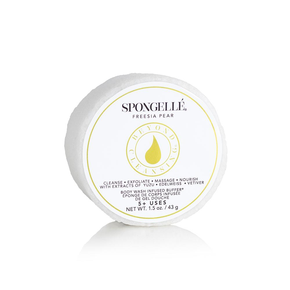 Spongellé Freesia Pear Travel Size Spongette